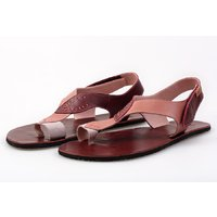 SOUL barefoot women's sandals - Sour Cherries