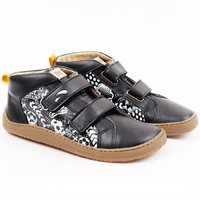 Leather shoes- MOON – Graffiti 30-35 EU