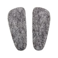NIDO - Felted wool removable insoles