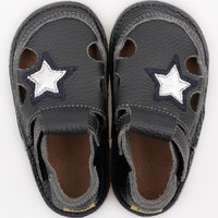 OUTLET- Barefoot kids sandals - Classic Rock Star
