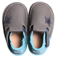 OUTLET - Barefoot kids shoes - Classic Smoke
