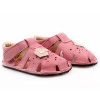 OUTLET Barefoot sandals - Aranya Blush 19-23 EU