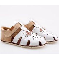 OUTLET - Barefoot sandals - Aranya Butterflies 24-32 EU