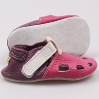 OUTLET - 'Chubby' Chrome Free soft shoes - Candy