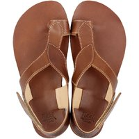 OUTLET - Sandale damă barefoot 'SOUL' -  Brown