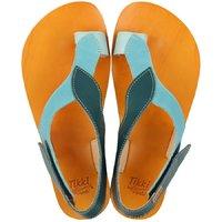OUTLET - Sandale damă barefoot 'SOUL' -  Waves