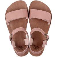 OUTLET - Sandale damă barefoot 'VIBE' - Dusty Pink