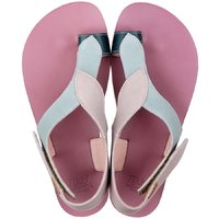 OUTLET - 'SOUL' barefoot women's sandals - Blueberry