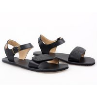 OUTLET - 'VIBE' barefoot women's sandals - Infinity Black