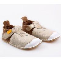 Pantofi Barefoot 19-23 EU - NIDO Vanilla