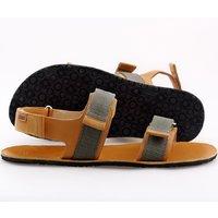 Sandale barbati barefoot- MOSS - Yellow