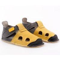 Sandale Barefoot 24-32 EU - NIDO Pomelo