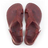 Sandale Barefoot cu baretă pe deget - Fire - în stoc