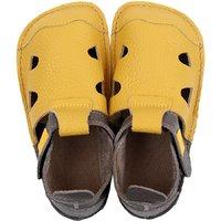 Sandale Barefoot din piele - NIDO Pomelo