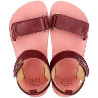 Sandale Barefoot - MORRO Sour Cherry