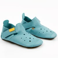 Soft soled shoes - Ziggy Azure 30-35 EU