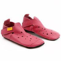 Soft soled shoes - Ziggy Pink 18-29 EU