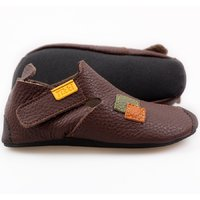 Soft soled shoes - Ziggy Scottish 19-23EU