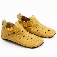 Ziggy leather - Yellow 30-35 EU