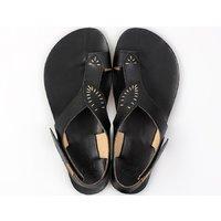 'SOUL' barefoot women's sandals - Black