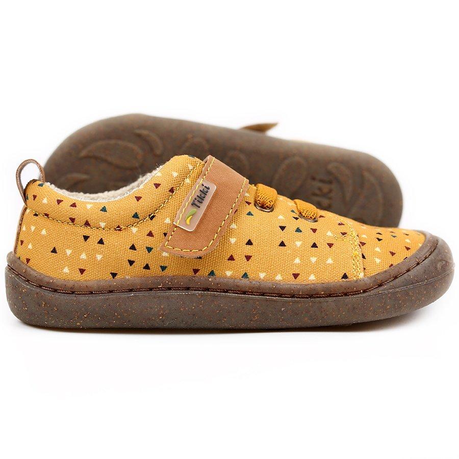 Vegan shoes HARLEQUIN - Triangle 24-29 EU